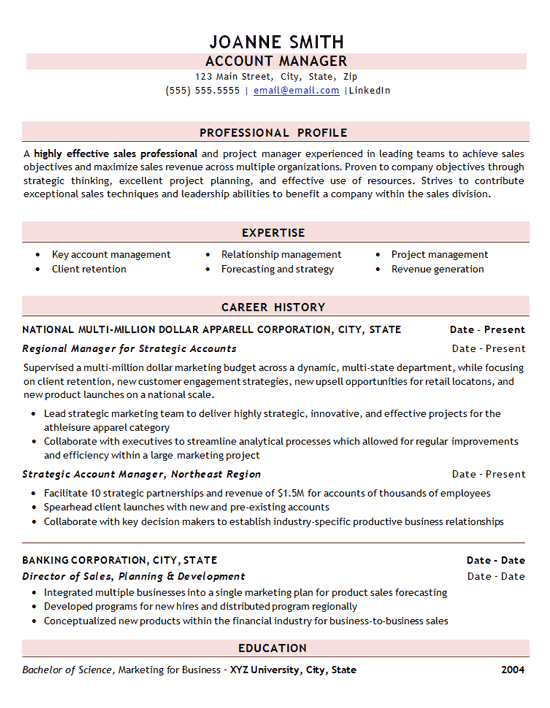 business to business sales resume - Isken kaptanband co